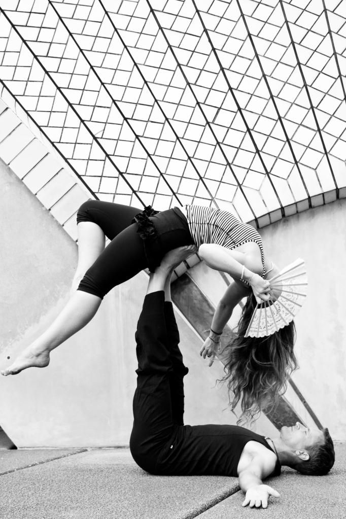 Acro Yoga Sydney